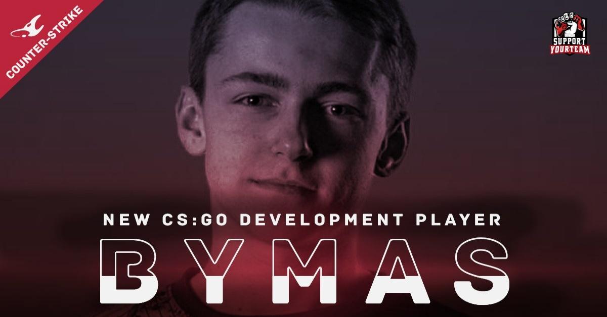 คว้าตัวให้ไว !! mousesports ประกาศเสริมทัพ CS:GO ด้วย Bymas เป็นผู้เล่นคนที่ 6
