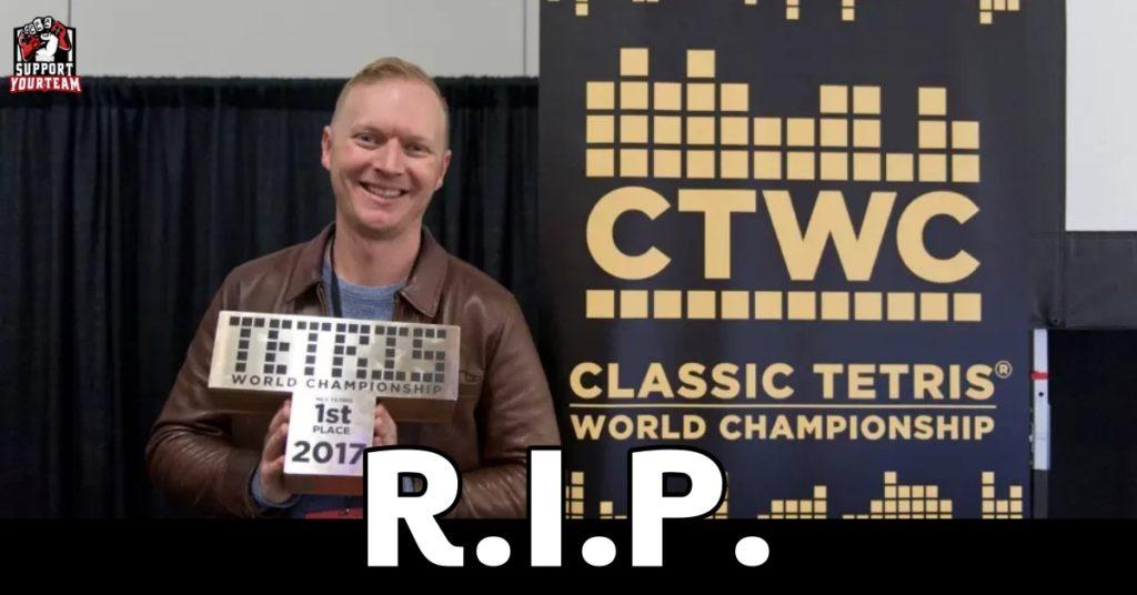 ผู้เล่น Tetris แชมป์โลก 7 สมัยเสียชีวิตกระทันหัน